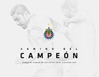 Chivas: Camino del Campeón - Website