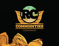 Logo Design for RC Commodities Inc.