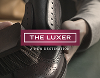 The Luxer - Shoeshine brochure