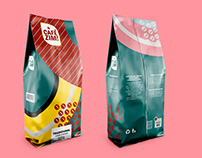Cafézim! Embalagem Pop Art