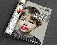 APAV - Campanha publicitária dos 25 anos