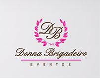 Flyer - Donna Brigadeiro
