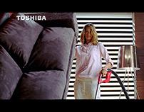 TOSHIBA TVC