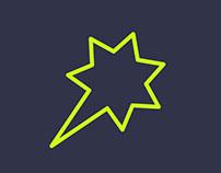 Woop (UI/UX App + Website), Identity System