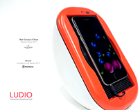 LUDIO / interactive educational toy