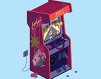 Arabian Arcade