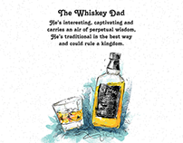 #CheersToDad | Fathers Day | Social Media | Poem