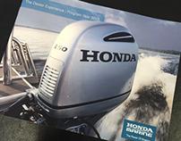 Honda Marine Brochure