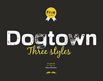 Dogtown typeface