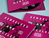 Identity for music band M&TSH