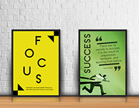 Motivational Posters for the Auditing Department