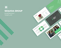 Sequoia Group Real Estate PowerPoint Template
