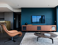 Bourke St Apartment