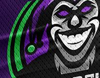 Jokerfied Gaming | Mascot Logo