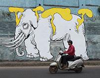 St+Art Festival, Bangalore '16