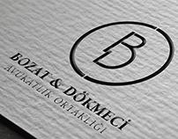 Bozat & Dokmeci Lawyer Partnership Branding