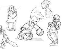 Sketching - Analog