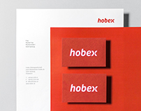 hobex Payment Systems – Branding & Identity