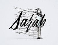 """Sarah"" Short Film Poster"