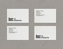 La Malterie — Branding