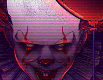 Pennywise | IT - Fan Art