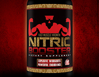 ‪#‎Nitric_Booster‬ Protin Label