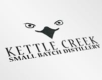 Kettle Creek Logo & Indiegogo Site