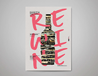 RE.WINE / POSTER