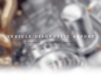 Vehicle Diagnostic Report - DCBP