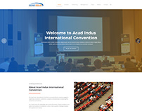 Acad Indus Website Redesign