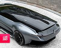 Renault Binaire Concept by Erik Saetre