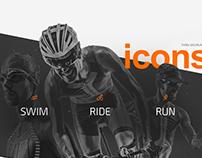 Triathlon online league