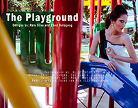 Fashion Editorial: The Playground
