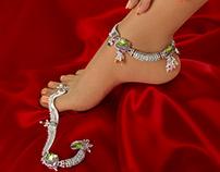 Vaibhav Jewellers Ad campaign