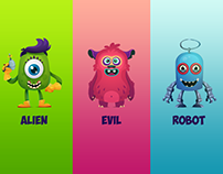 Meet Monsters V2