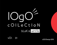 Logo Collection B&W 2018 Vol. 01