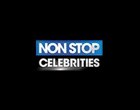 2014 - Non Stop Celebrities - Webdesign