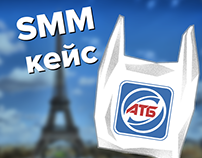 SMM case for #атбпакет