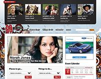 Scripps Entertainment Site build