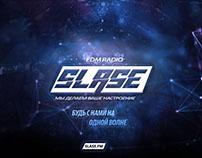 Order Baner and Avatar SLASE FM | EDM RADIO