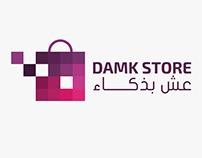 Damk sotre Logo