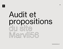 Marvil56 - Audit