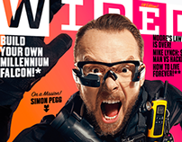 WIRED August 2015 Cover