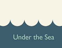 Under the Sea: A Type Specimen Book
