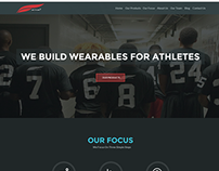 Startup Business Company website