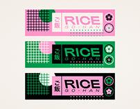 RICE ご飯 GO-HAN 🍚