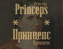 PRINCEPS font