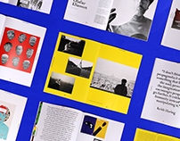 Formation Magazine / Print + Digital