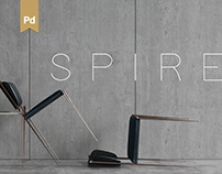SPIRE - furniture collection