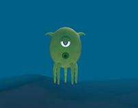 Alien-Octopus